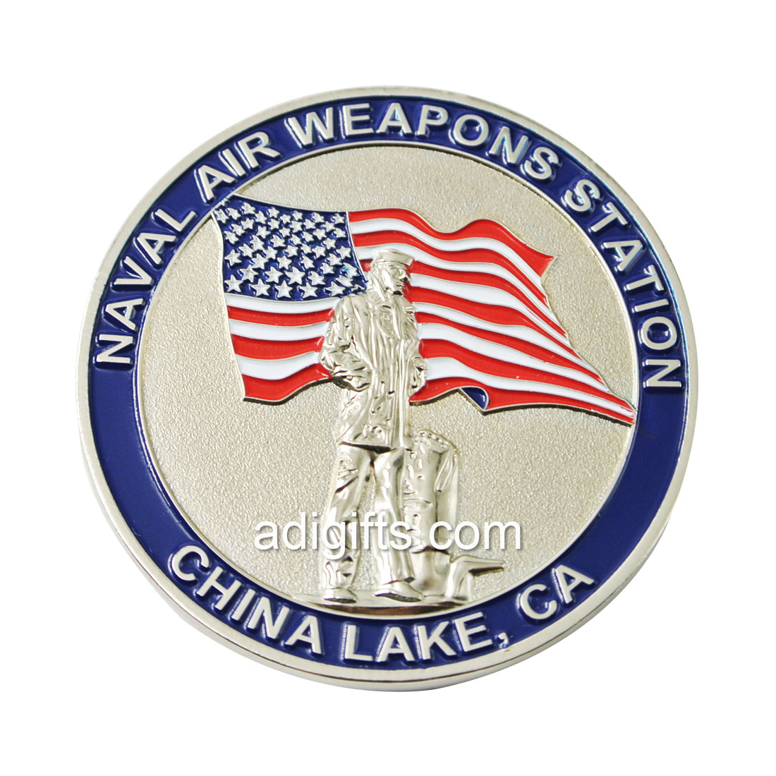 China manufacturers custom military challenge coins