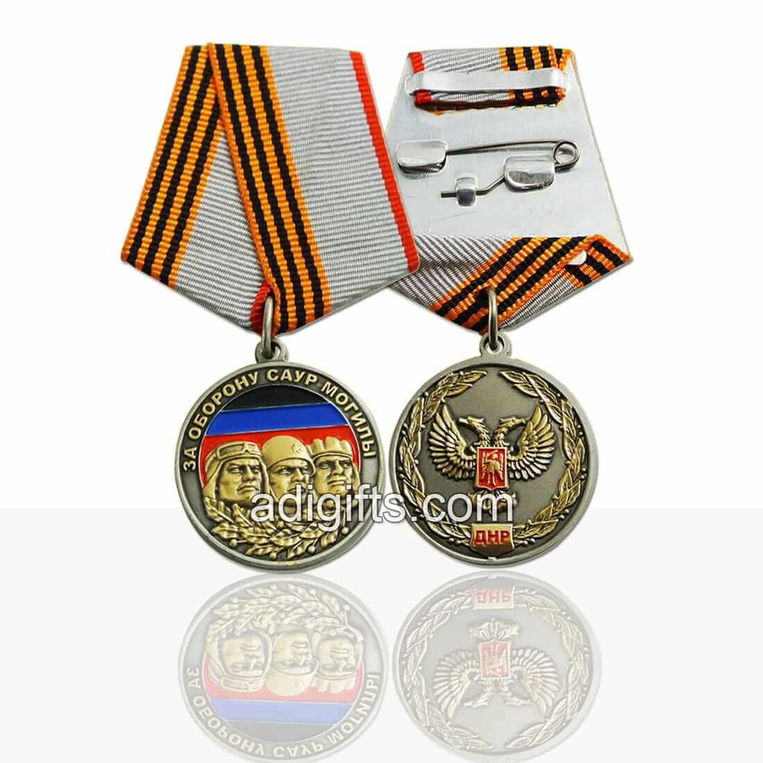 Factory price custom military medals for sale