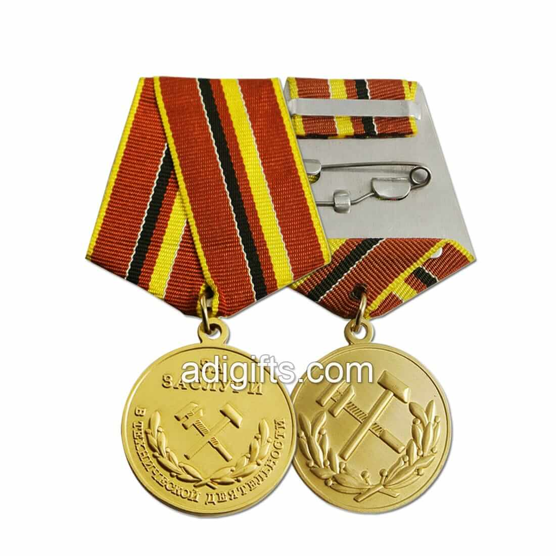 New design custom replacement military medals