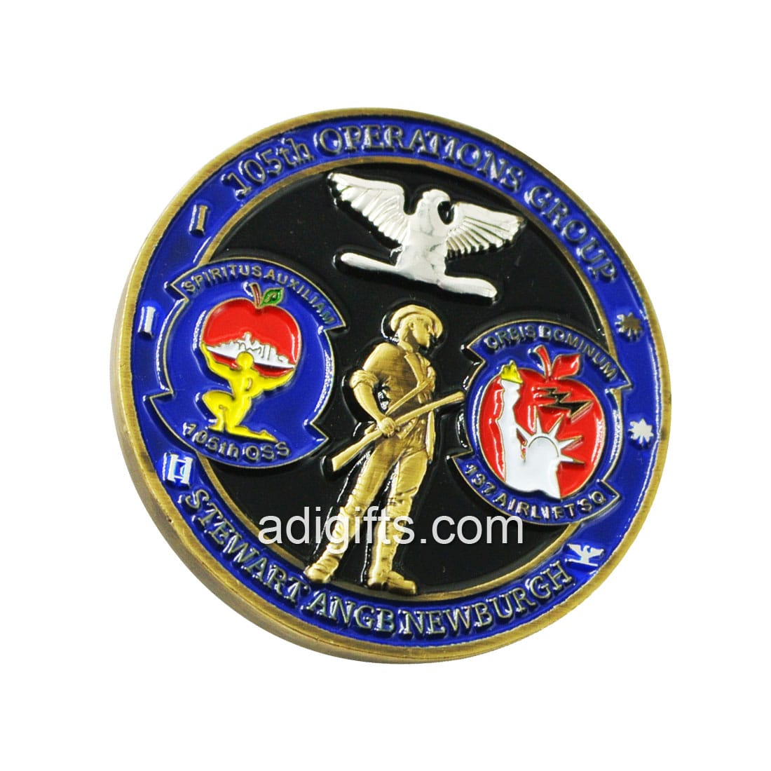 custom cheap made military challenge coins design for sales