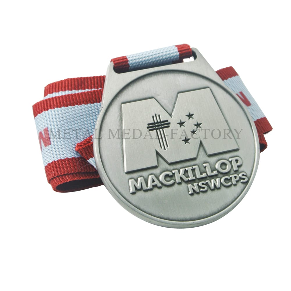 Mackillop Nswcps Customize Your Own Medal With Logo