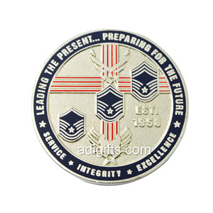 custom high quality personalized challenge coins