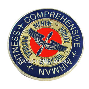 High quality custom military challenge coins for sale