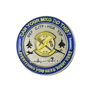 custom army military personalized challenge coins design