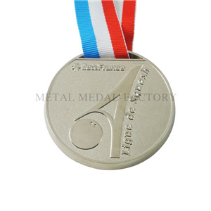 Ilede France Custom Design Your Medal