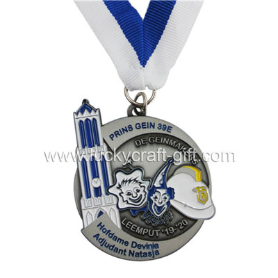 So exciting metal medals, do you want it?