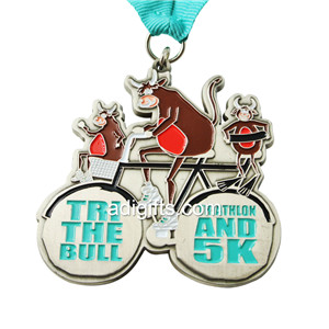 wholsales 5K running medal award for sales