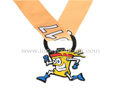 Such a personalized medal, do you want it?