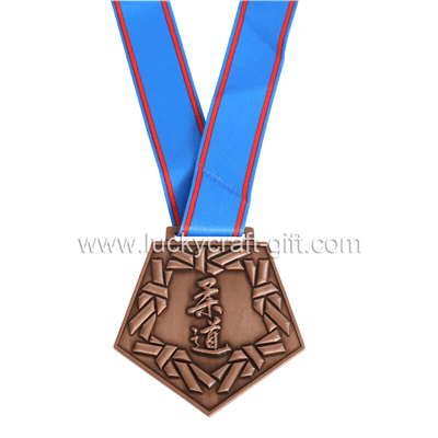 Design your own medal for competition, do you want it?