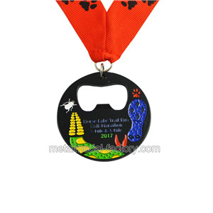 Best sales custom made medals with bottle opener
