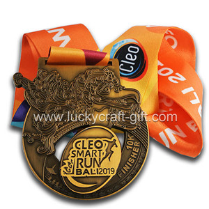The most complicated and most thoughtful marathon Running Medals