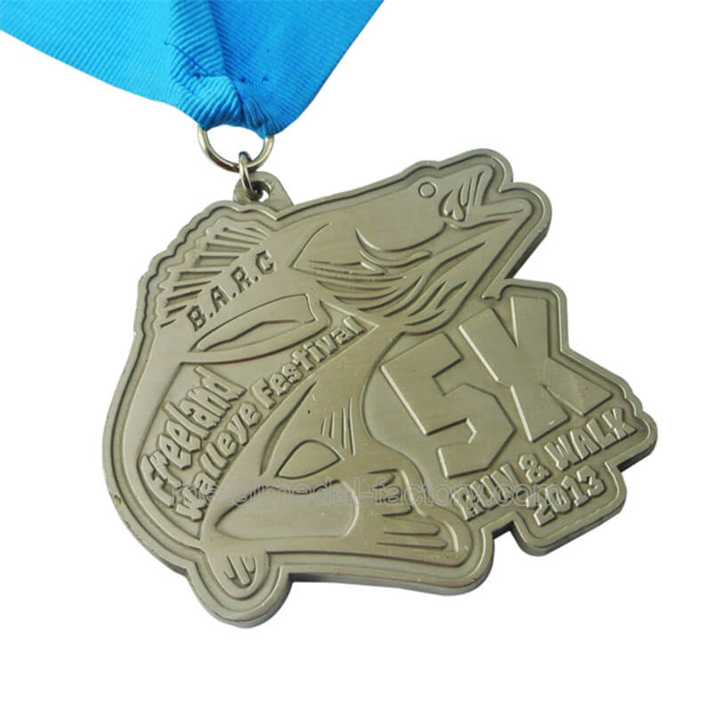 die antique medal