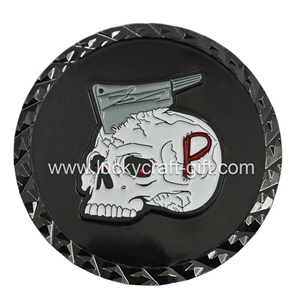 Cheapest Custom Special Soft Enamel Logo challenge coins