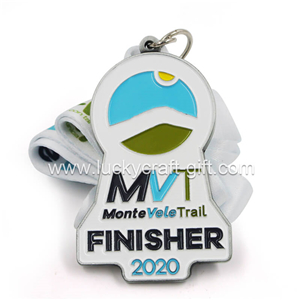 metal medal manufacturers custom finisher medal