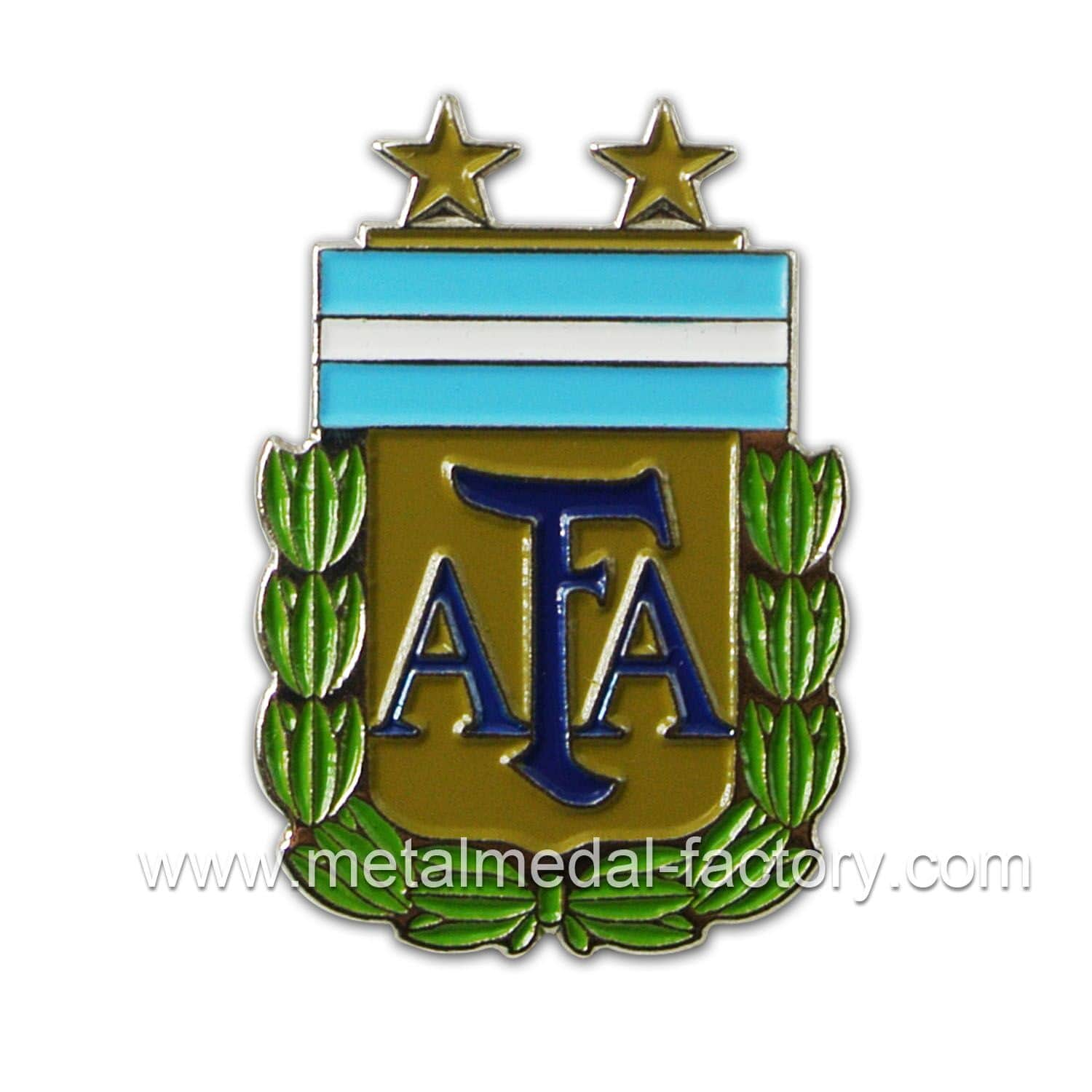 Argentine Football Association is our cooperation