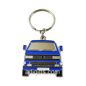 Custom sopft enamel/Had enamel car shape metal keychain