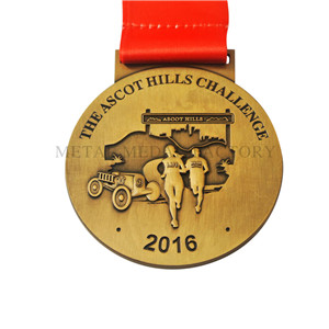 Cheap 3D Metal Medals And Trophies For Running Sport