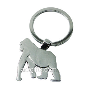 no minimum order custom die cast metal keychain for sale