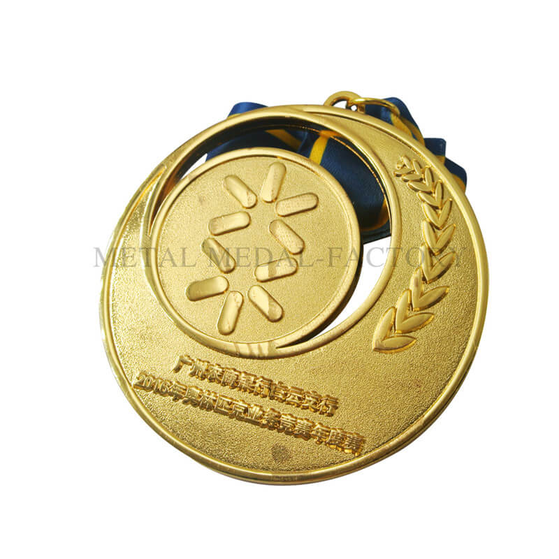 Custom running medals  no minimum