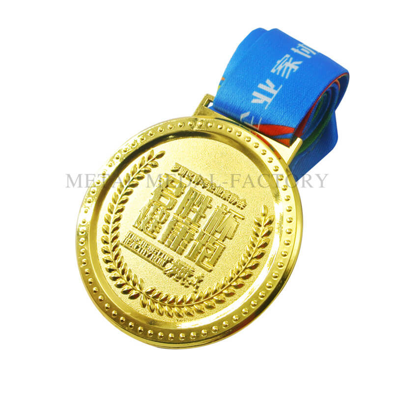 Personalized Gold Medals